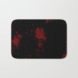 Blood Bath Mat