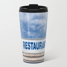 Open 24 Hours. Travel Mug