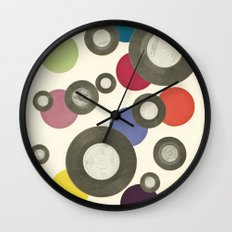 Put Another Record On Wall Clock