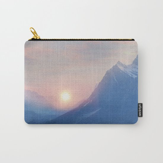 Pastel vibes 08 Carry-All Pouch