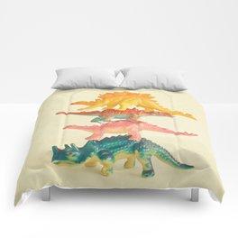 Dinosaur Antics Comforters