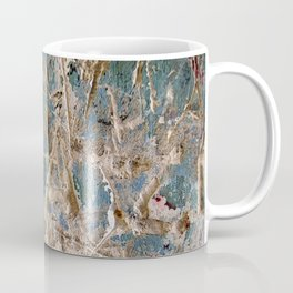 Scratched Surface Coffee Mug