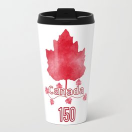 Canada 150 Travel Mug