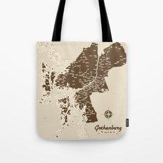 Gothenburg - The city & the sea Tote Bag