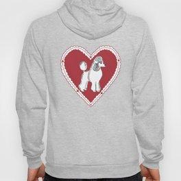 Poodle Love Hoody