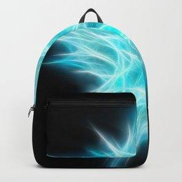 Aqua Blue Star 1 Backpack