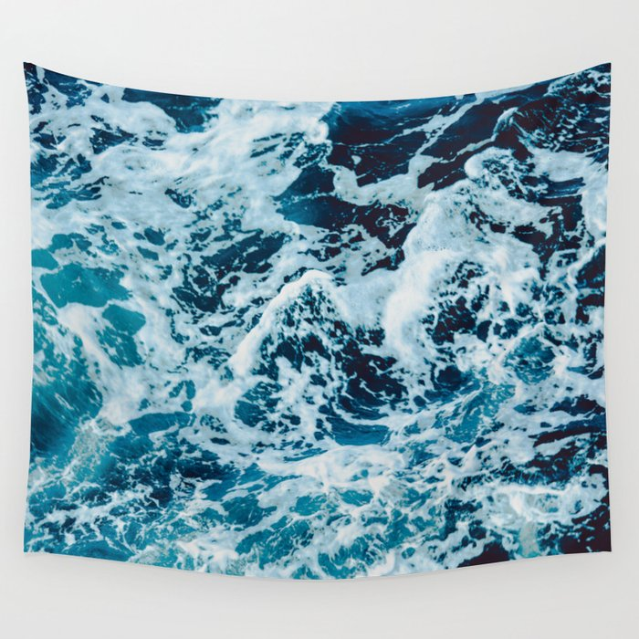 Lovely Seas Wall Tapestry
