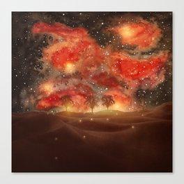 Beautiful Galaxy III Canvas Print