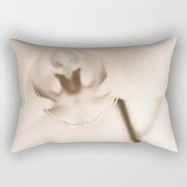 still and soft I Rectangular Pillow
