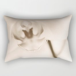 still and soft I Rectangular Pillow