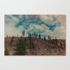 Grow Tall Canvas Print