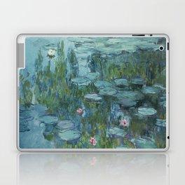 Water Lilies 2 Laptop & iPad Skin