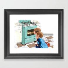 mmmmm Framed Art Print