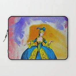 Marie Antoinette by Michael Moffa Laptop Sleeve