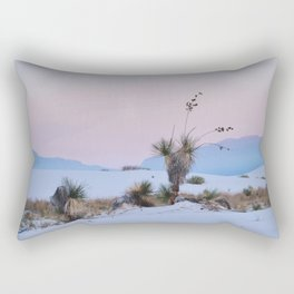 White Sands Rectangular Pillow