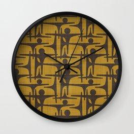 MCM Frarndt Wall Clock