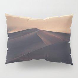 Poetic Sand Mountains Desert (Color) Pillow Sham