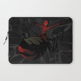 Arachniya: Weaver of Widows Laptop Sleeve