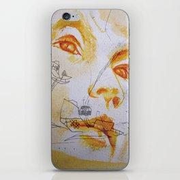 SPACE CONTROL iPhone Skin