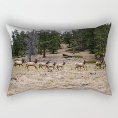 Colorado, wildlife Rectangular Pillow