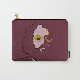 Allen Ginsberg Carry-All Pouch