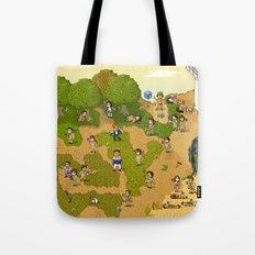 Super Battle Royale Tote Bag