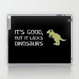 Good but lacks dinosaur Laptop & iPad Skin