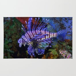 Pterois Rug