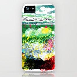 Swimming iPhone Case