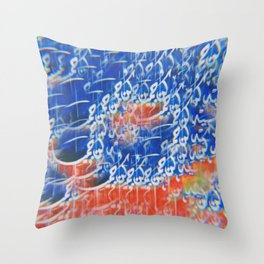 Be Beautiful Throw Pillow