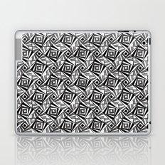 Black & White 4 Laptop & iPad Skin