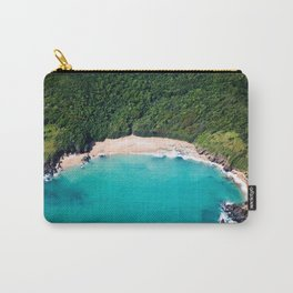 Turquoise Beach Carry-All Pouch