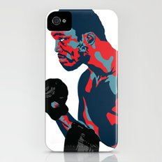 Smokin' Joe Frazier iPhone (4, 4s) Slim Case