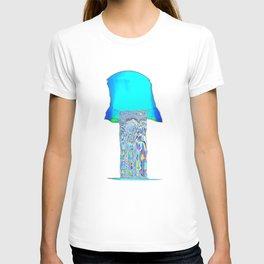 Indigo blast T-shirt
