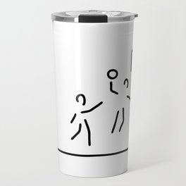 basketball usa basketball player Travel Mug