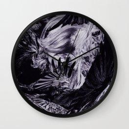 Crows Wall Clock