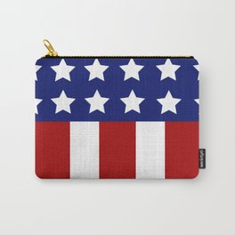 Patriotic Love 2 Carry-All Pouch