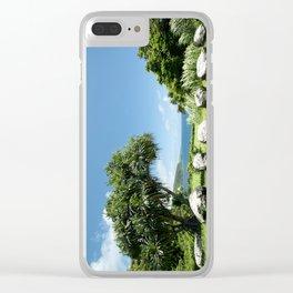 Keanae Maui Hawaii Clear iPhone Case