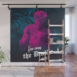 Here comes the Devil's music! Wall Mural