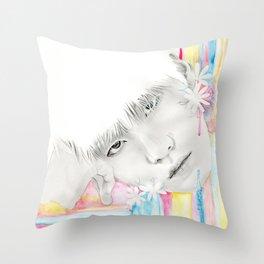 Post Throw Pillow