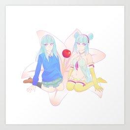 DAOKO - Girl Art Print