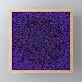 dreamland swirl Framed Mini Art Print
