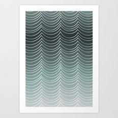 Water by Friztin Art Print