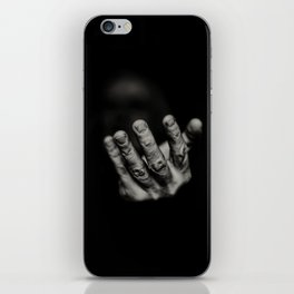 And I do appreciate you being 'round.... iPhone Skin