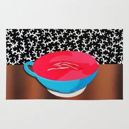 Vagina Latte Rug