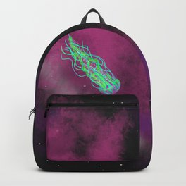 Jellyfish in Space Backpack