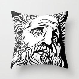 To Elysium Throw Pillow