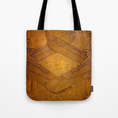 Egpytian Winged Godessess Tote Bag