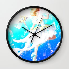 Card Captor Sakura - Clear Card Wall Clock