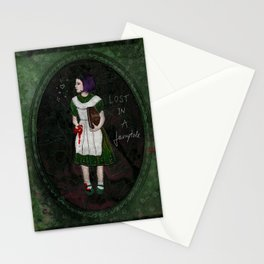 Lost in a fairytale Stationery Cards